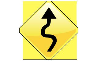 6 miles course